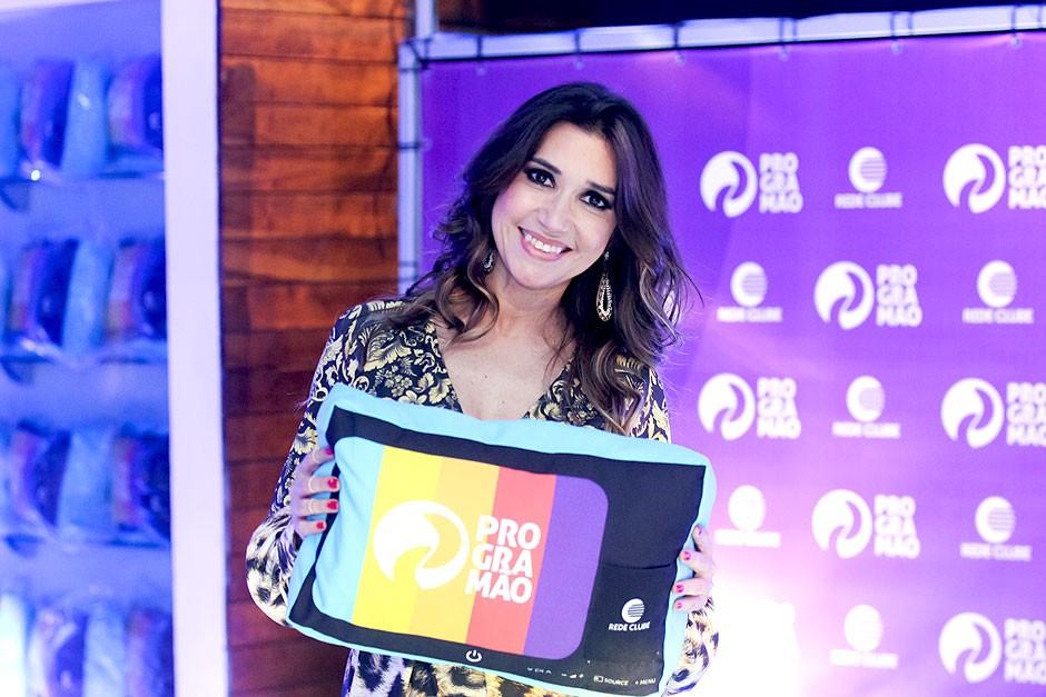 Festa de lançamento reúne clientes, anunciantes e mercado publicitário piauiense  (Foto: TV Clube)