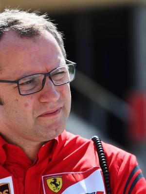 Stefano Domenicali admite que Williams e Mercedes estão à frente da Ferrari