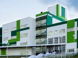 Em Caçador, aulas serão no campus do IFSC (Foto: IFSC/Divulgação)
