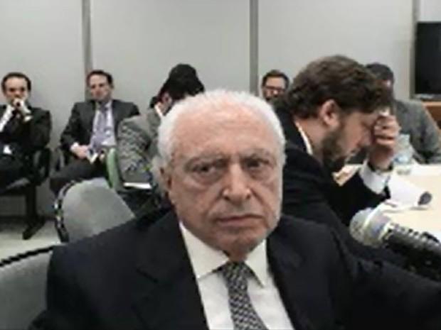Milton Schahin , sócio do Grupo Schahin (Foto: Reprodução)