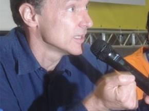 Tim Berners-Lee, durante passagem pelo Brasil em 2009. (Foto: G1)