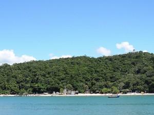 Custo do transporte de ida e volta da ilha custa a partir de R$ 13 (Foto: Gessica Valentini/RBS TV)