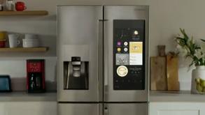 Geladeira Samsung pode até pedir comida!