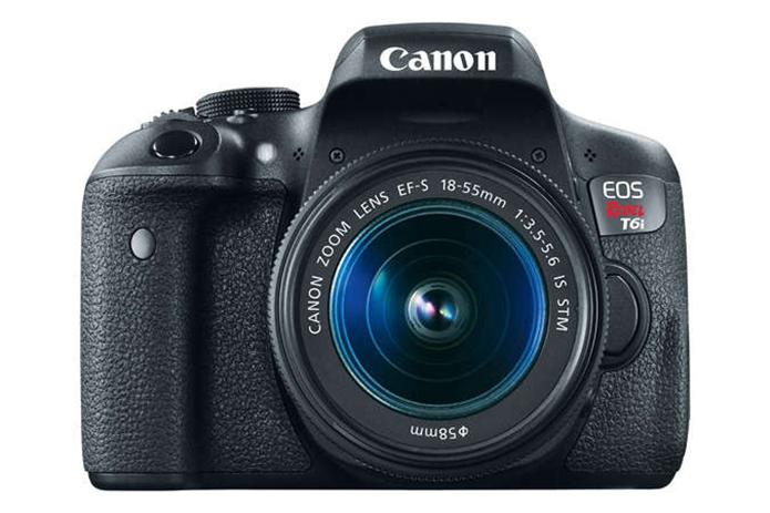 T6i e T6s têm a mesma resolução, sensor e processador: qualidade de imagem deve ser basicamente igual nas duas câmeras (Foto: Divulgação/Canon)