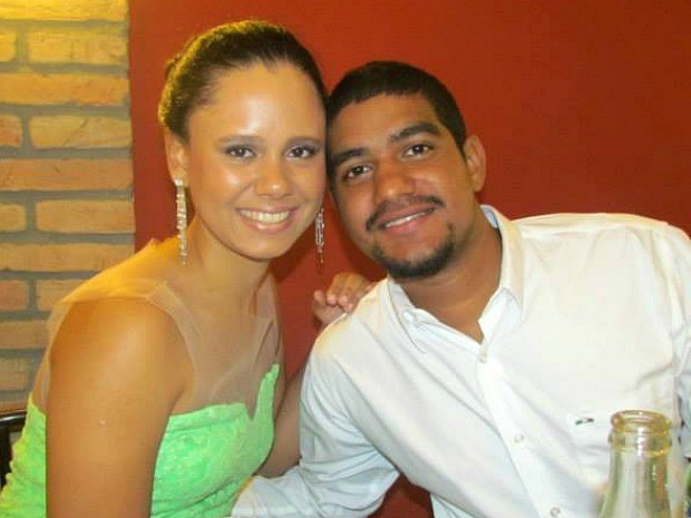 Izabhele e Francisco estão juntos desde 2012 (Foto: Reprodução/Arquivo Pessoal)
