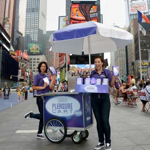 Empresa distribui brinquedos eróticos em Nova York. (Foto: Divulgação)