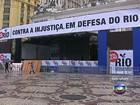 Ato pelos royalties do Rio vai mudar trânsito no Centro nesta segunda-feira