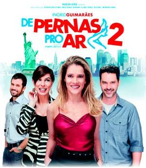Inter TV Cabugi realiza concurso cultural para o filme 'De Pernas pro Ar 2' (Foto: Divulgação)