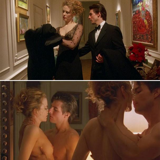 """Do filme """"De Olhos Bem Fechados"""" para a vida real, as sex parties reúnem gente linda, rica e famosa... (Foto: Divulgação/Warner Bros)"""