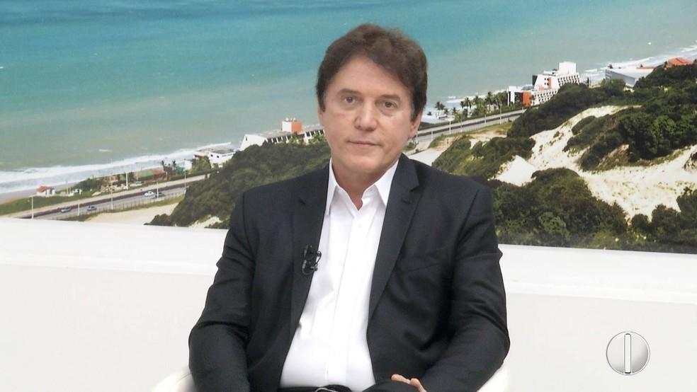 Governador Robinson Faria vai responder ação do RN por improbridade administrativa (Foto: Reprodução/Inter TV Cabugi)