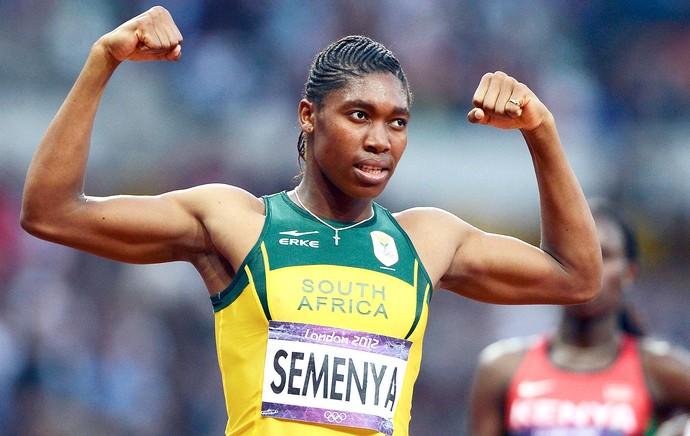 Caster Semenya, Atletismo (Foto: Agência Reuters)