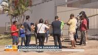 Donos de imóveis esperam chaves em Samambaia