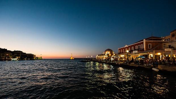 Chania, Creta (Foto: Håkon Sønderland / Flickr )