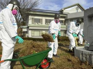 Fukushima (Foto: Kyodo News / AP Photo)