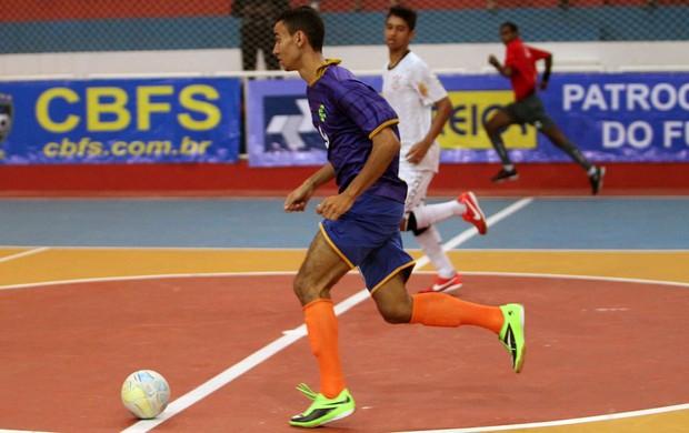 IFPI - Taça Brasil Futsal Sub-20 (Foto: Zerosa Filho /CBFS)