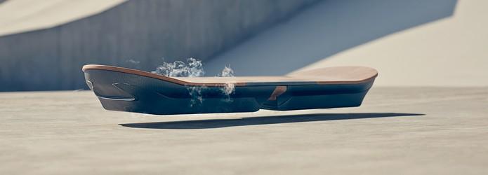 Lexus cria hoverboard que realmente funciona (Foto: Divulgação/Lexus)