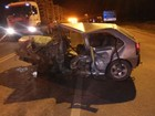 Duas pessoas morrem e cinco ficam feridas em colisão na BR-101