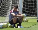 Rodrigo Caio defende Ricardo Gomes e diz que falta de confiança atrapalha