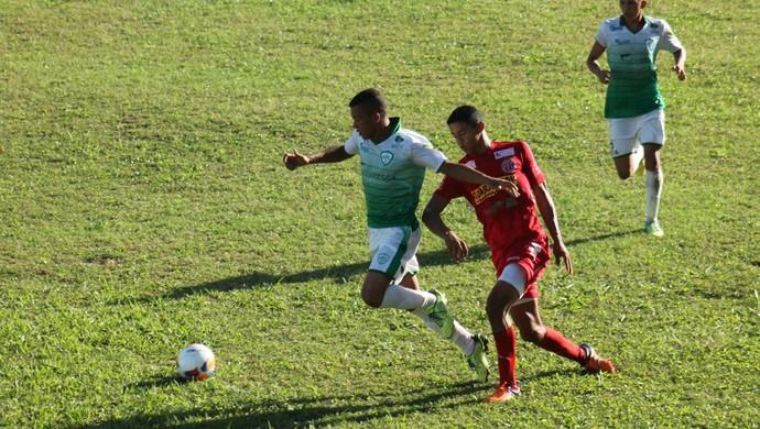 Alecrim x América-RN sub-19 (Foto: Canindé Pereira/Divulgação)