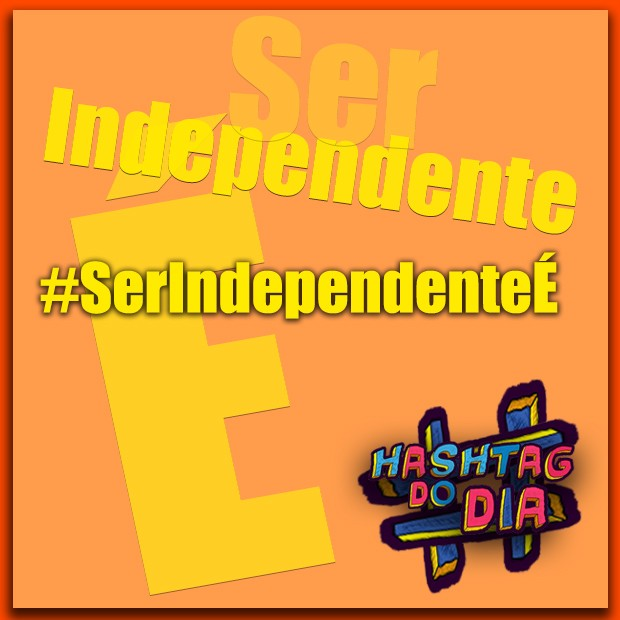 #HashtagDoDia: Ser independente é... (Foto: Malhação / TV Globo)