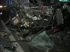 Batida entre ônibus e caminhão mata 2 e deixa 22 feridos na Fernão Dias