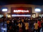 Justiça nega liminar e mantém interdição do Barra Music, Rio