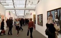 Feira de arte em Londres