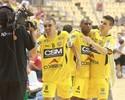 Com dois gols de Pepita, Jaraguá elimina Cabo Frio e vai às quartas