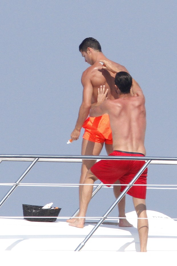 Cristiano Ronaldo (Foto: Agência Grosby)