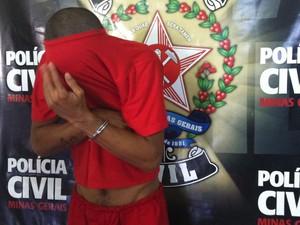 Polícia diz que suspeito agia como pistoleiro (Foto: Fernanda Resende/G1)
