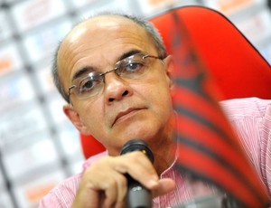 presidente do Flamengo,  Eduardo Bandeira de Mello (Foto: Alexandre Vidal / Flaimagem)