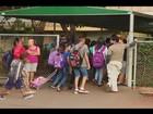 Pais e alunos voltam a reclamar de falta de merenda em Uberlândia