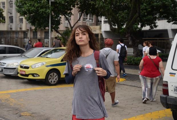 Maria Casadevall (Foto: Vinícius Marinho/Brazil News)