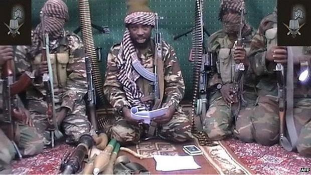 O Boko Haram luta para derrubar o governo e criar um Estado islâmico na Nigéria (Foto: AFP)
