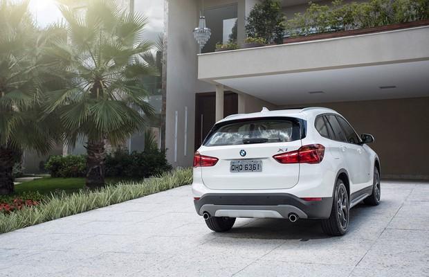 BMW X1 sDrive20i (Foto: Divulgação)