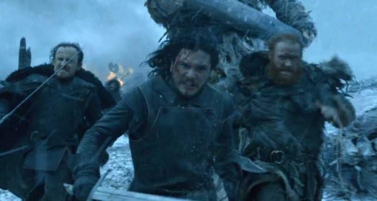 Corrida, Game of Thrones, GoT (Foto: Reprodução/ HBO)