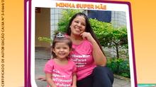 Votação 'Minha Super Mãe' chega ao fim! Confira as mães vencedoras (Estela e a filha Ester de Guarujá)