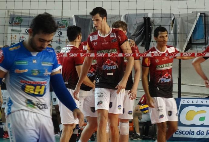 Renan Buiatti JF Vôlei (Foto: Bruno Ribeiro)