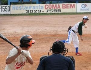 Beisebol em Mato Grosso (Foto: Divulgação/FMBS)