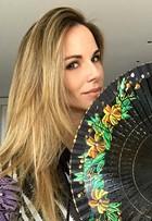 Ana Furtado tem coleção com mais de 300 leques: 'Faz o maior sucesso'