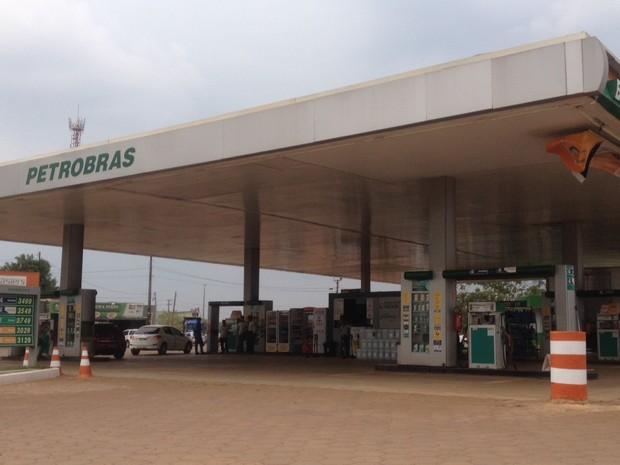 Postos de gasolina podem aumentar preços a partir da próxima quinta (01) (Foto: Ísis Capistrano/ G1)