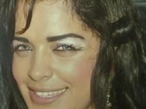 Dançarina goiana Amanda Bueno, 29, foi assassinada no RJ (Foto: Reprodução/TV Anhanguera)