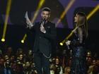Lucas Lucco vai a prêmio e fala sobre possível affair com cantora de axé