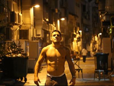 Rafael Dos Anjos; Singapura (Foto: Reprodução Instagram)