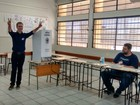 Candidato à Prefeitura de Maringá, Ulisses Maia (PDT) registra seu voto