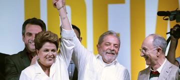 Dilma Rousseff é reeleita presidente do país (Reuters)