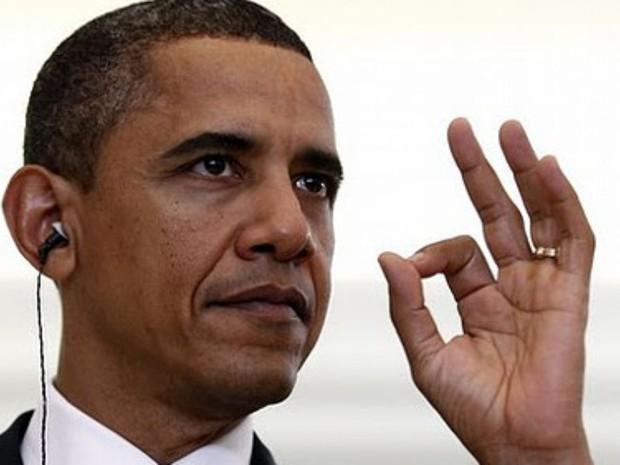 Presidente dos Estados Unidos, Barack Obama, divulgou a sua playlist para os dias e noites de vero (Foto: Reproduo/Twitter)
