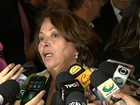 Dilma estuda vetar artigos da MP dos Portos, diz Ideli