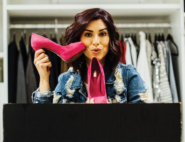 """""""Sempre pensei umas 10 vezes antes de comprar algo mais caro"""", contou Fernanda (Foto: Juliana Chalita)"""