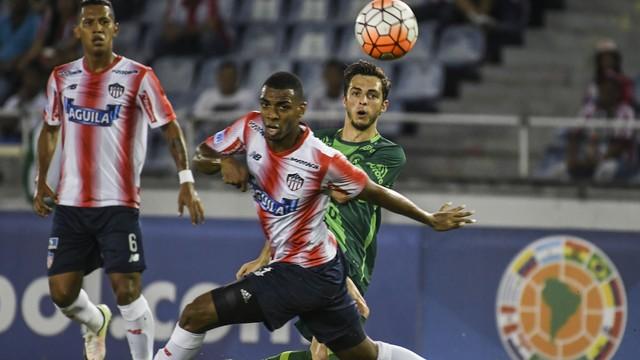 Junior Barranquilla x Chapecoense - Copa Sul-Americana 2016-2016 ... f620c49041e6c